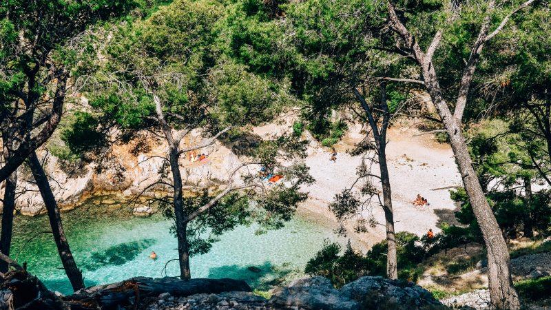 Calanque-de-Port-Pin-Cote-D'Azur
