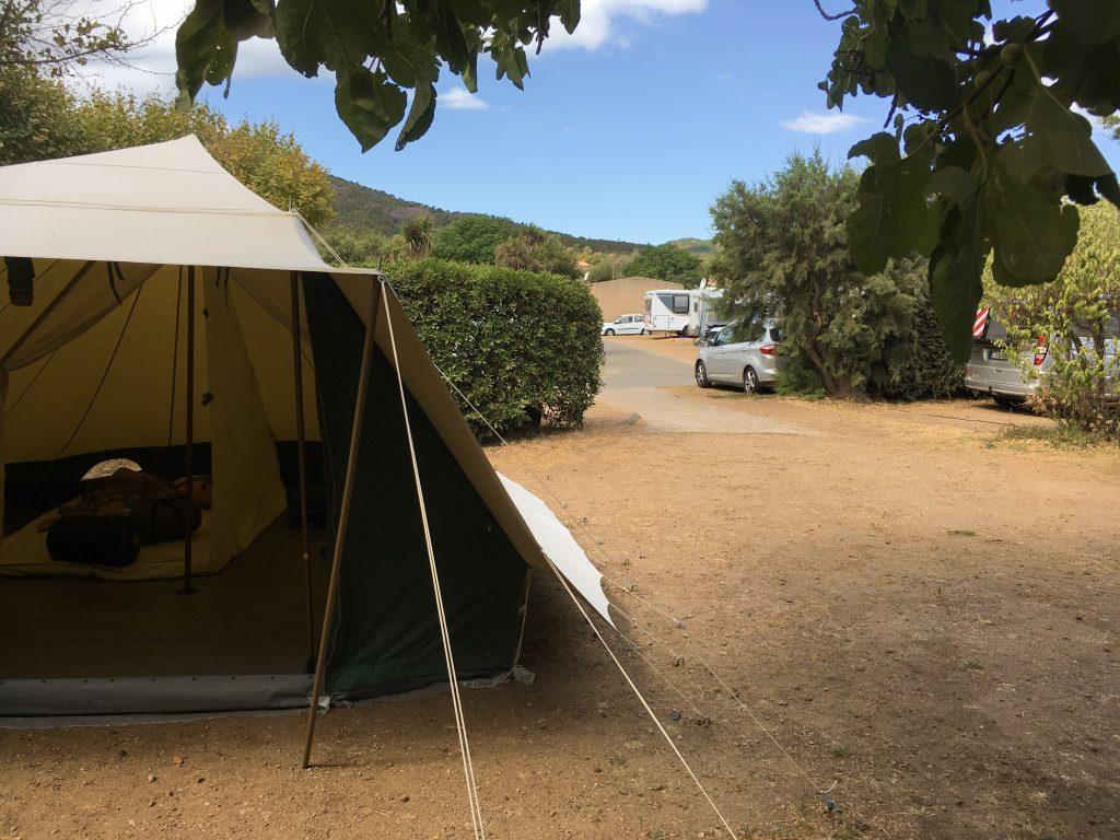 Camping Au Paradis des Campeurs