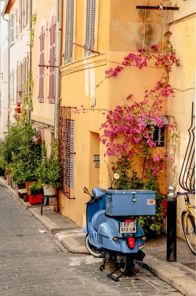 Marseille-Zuid-Frankrijk