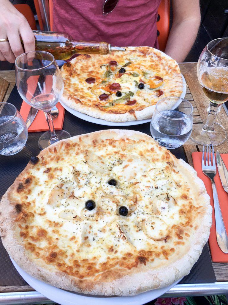 Sainte-Maxime-Pizza