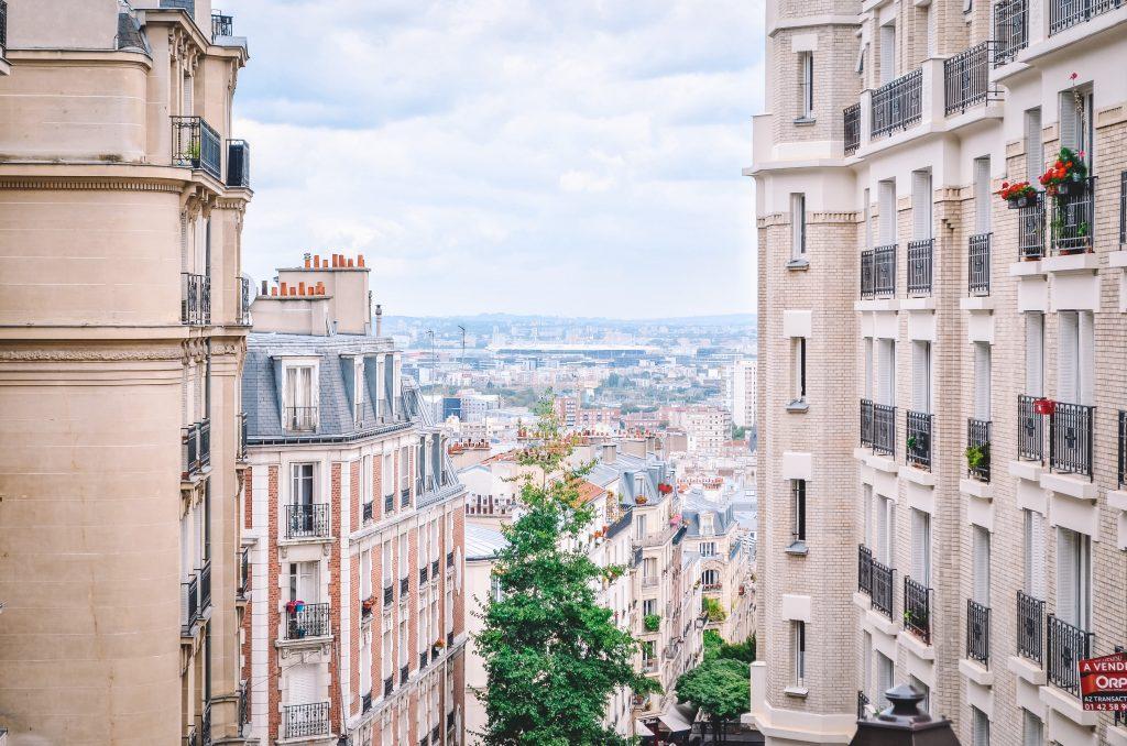 Uitzicht-Parijs