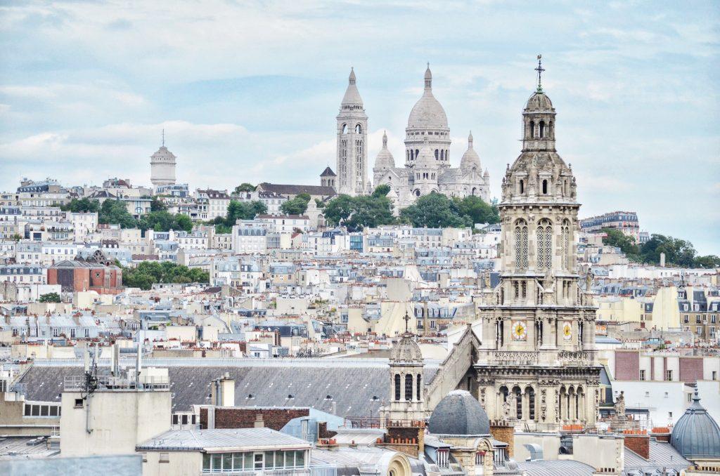 Parijs-Sacre-Coeur