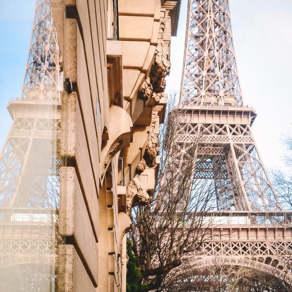 Parijs-Eiffeltoren