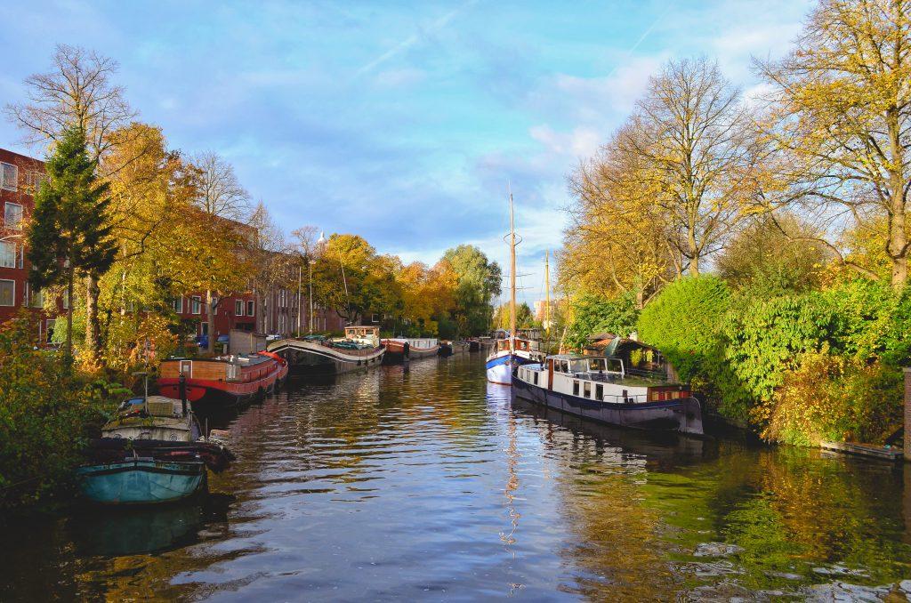 Groningen-Grachten-citytrip