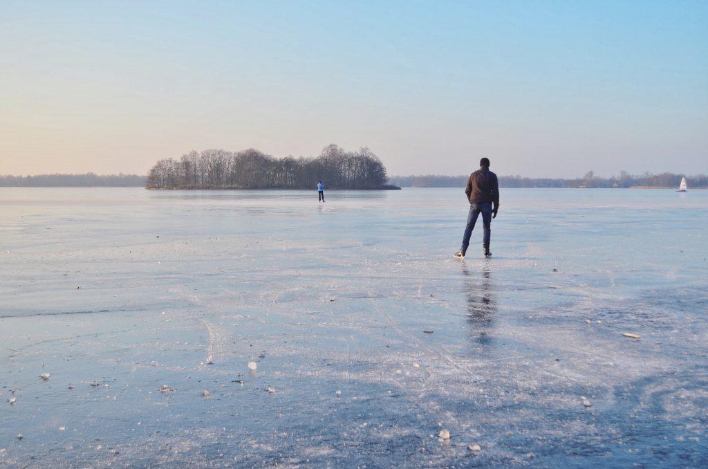 Schaatsen-Paterswoldse-meer-Groningen
