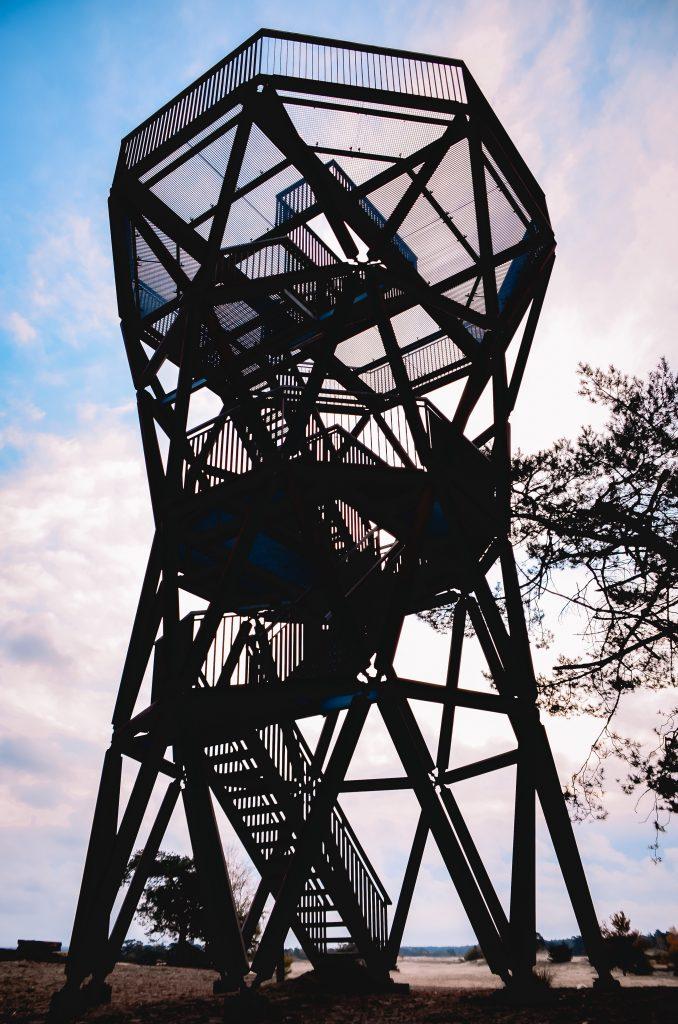 Uitkijktoren-Kootwijkerzand