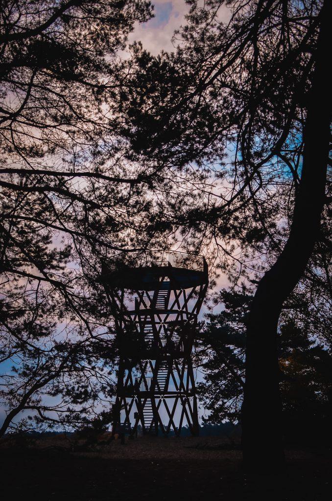 Uitkijktoren Kootwijkerzand