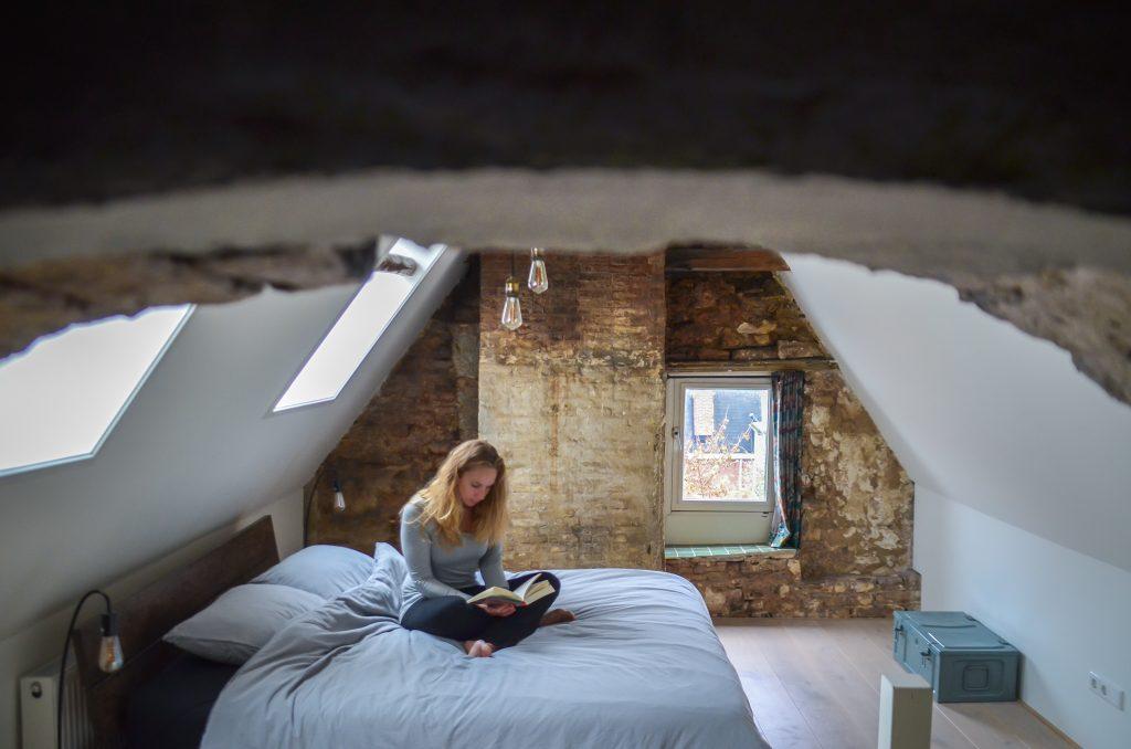 Cottage-Groningen-appartement-loft-centrum-binnenstad-bijzonder-overnachten
