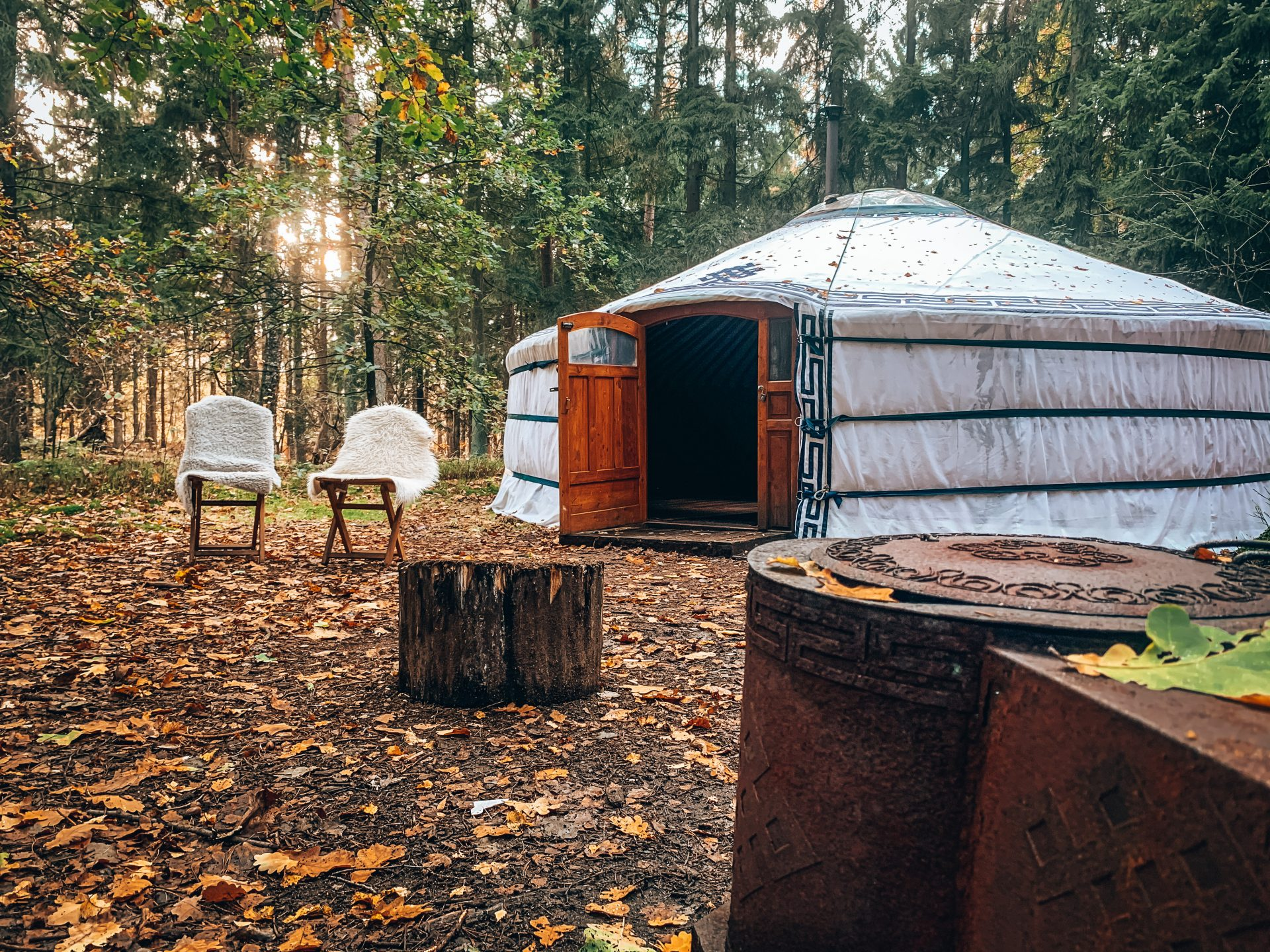 Mongoolse-tent-huren