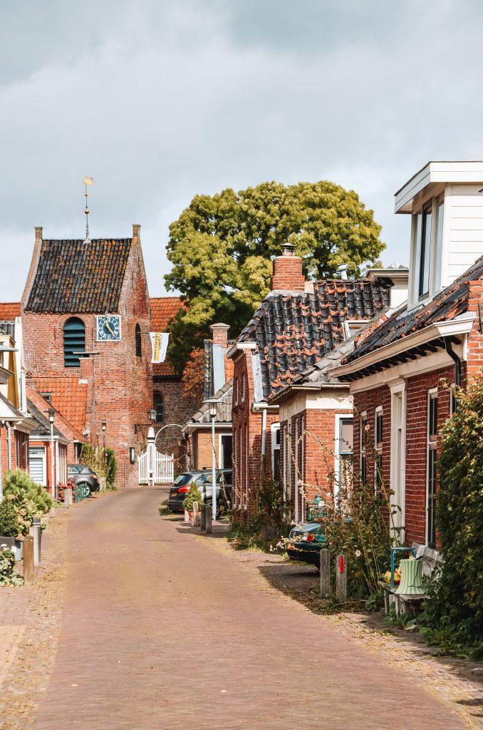 Wierdedorp-Ezinge-Groningen-Bezienswaardigheden-Provincie