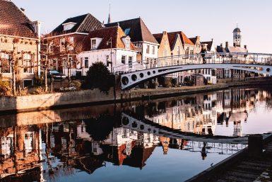 Turfmarkt-Dokkum-Friesland