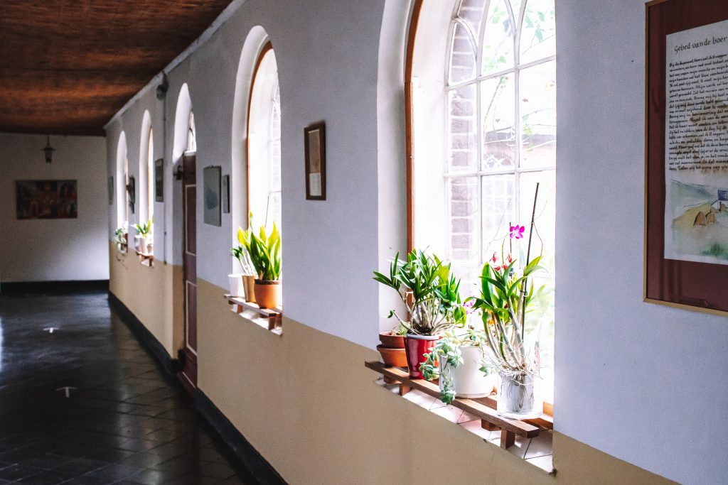 Slapen-in-een-klooster-Noord-Brabant