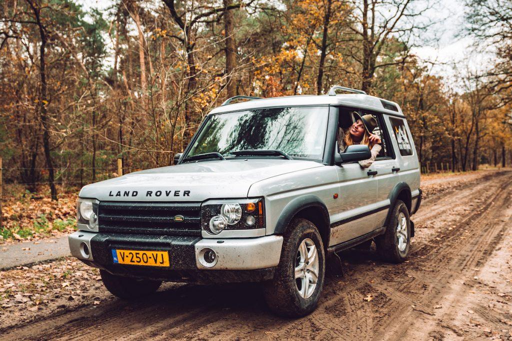 Land-Rover-huren-Veluwe-Tour