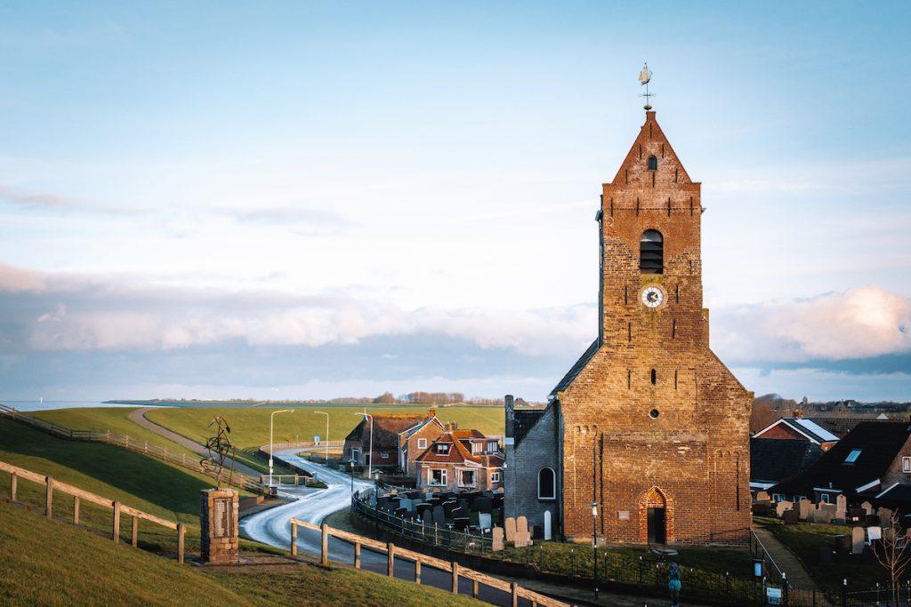 Kerk-Wierum-Friesland