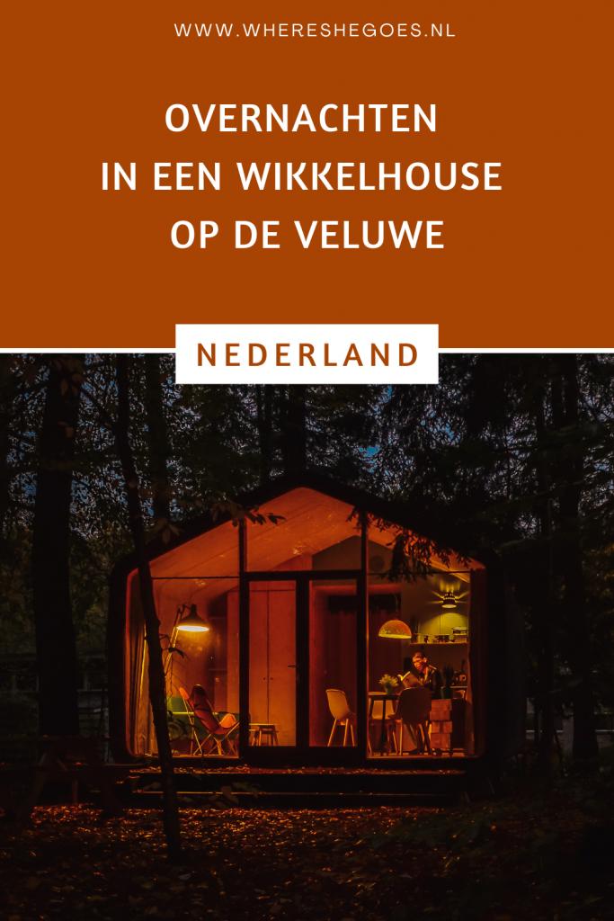 Nederland-Overnachten-Wikkelhouse-Veluwe-Stayokay-Bijzonder