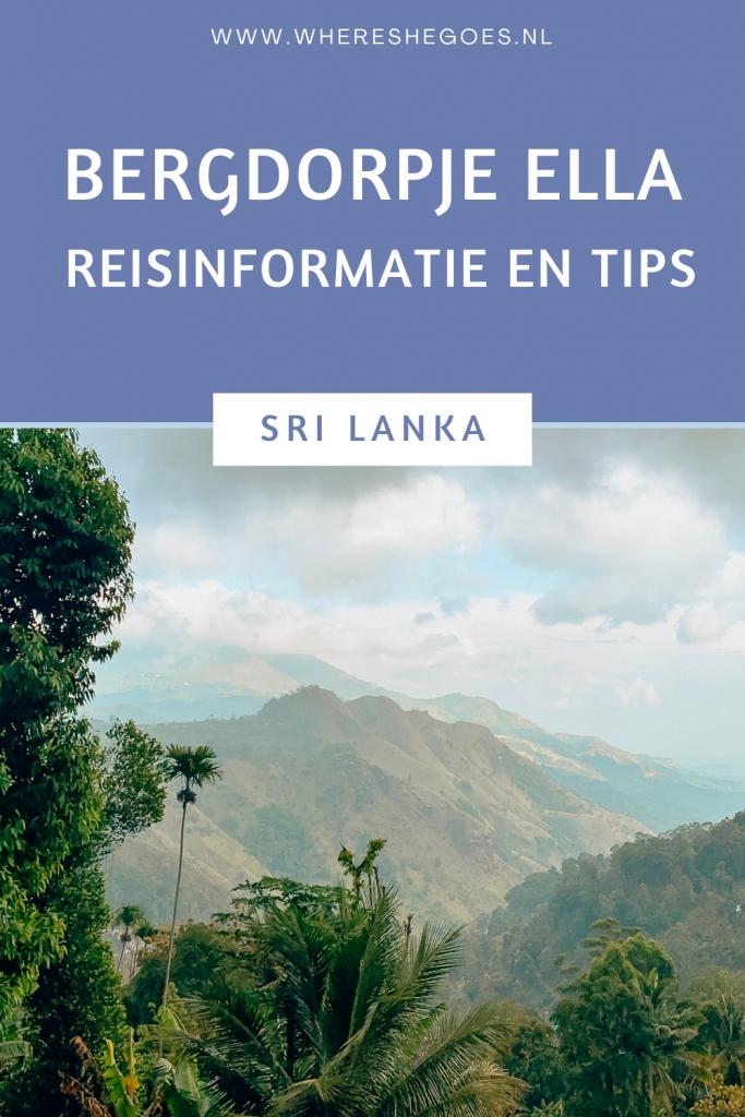 Sri-Lanka-Ella-Reisinformatie-bezienswaardigheden-tips