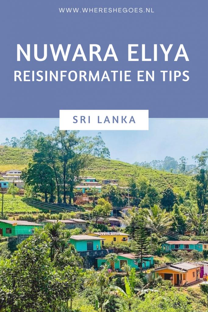 Sri-Lanka-Nuwara-Eliya-Reisinformatie-bezienswaardigheden-tips