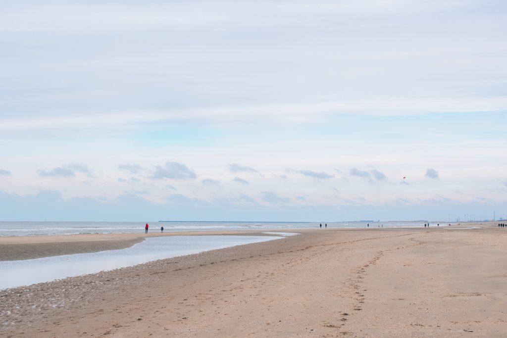 Strand-Bloemendaal-aan-Zee