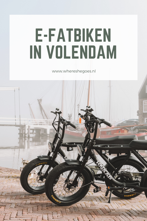 E-fatbike-tour-Volendam-Monnickendam-Rent-Event