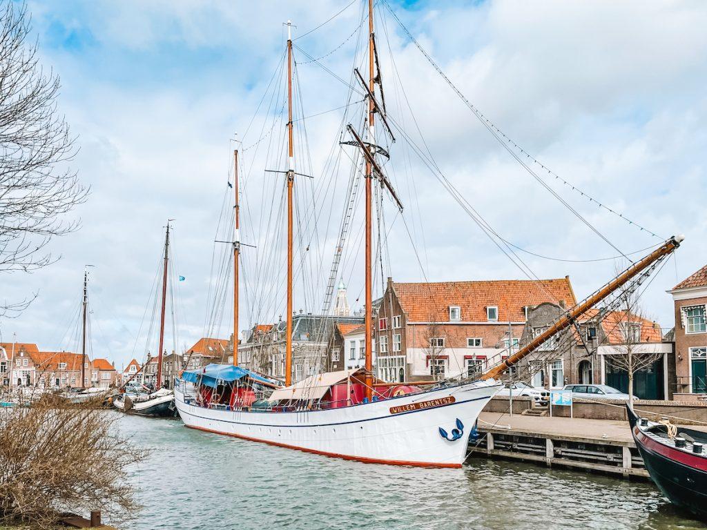 Enkhuizen-Hoorn-Noord-Holland