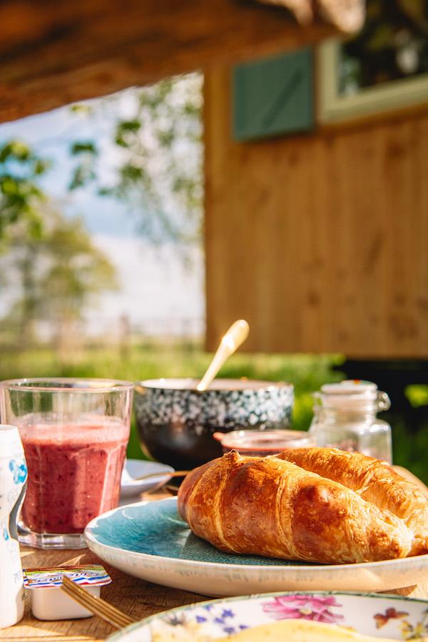 Ontbijt-pipowagen