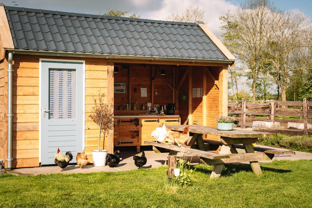 Tiny-house-huren-Friesland-Snikzwaag-Airbnb