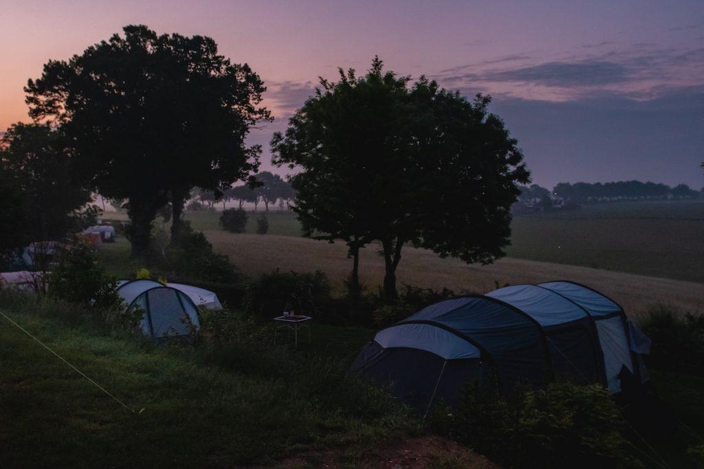 Kamperen-natuurkampeerterrein-Zuid-Limburg