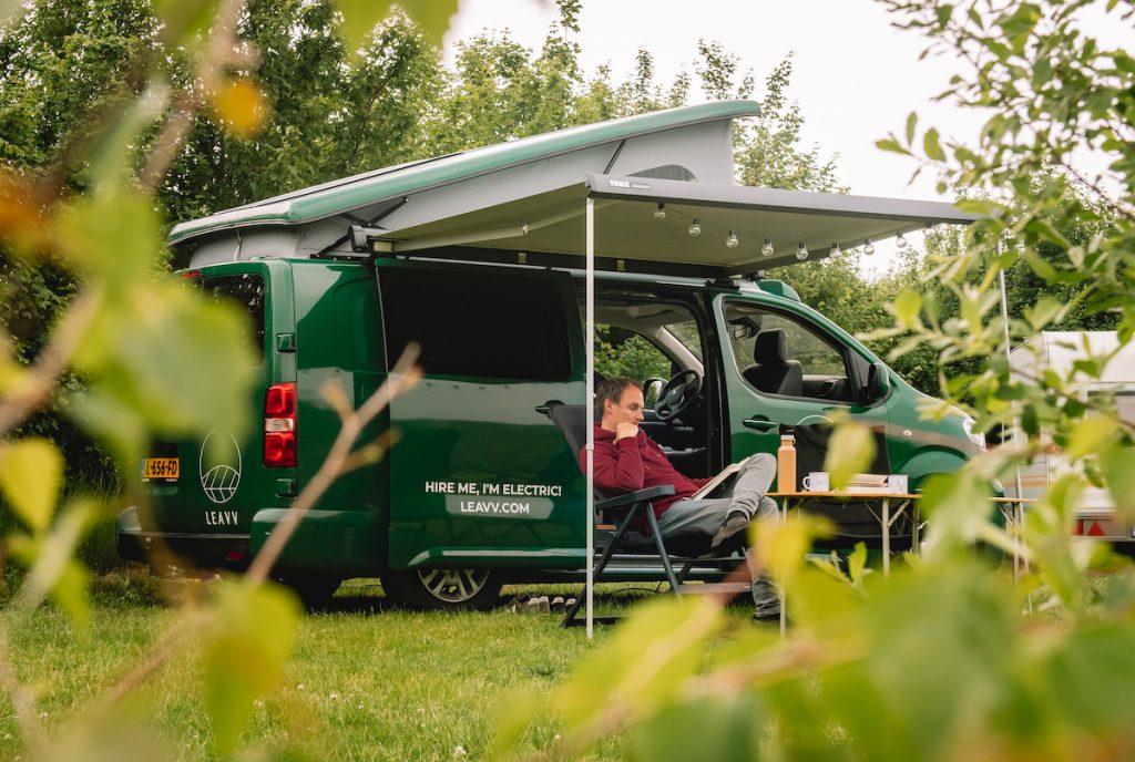 mooiste-campings-nederland-elektrische-camper-bus-huren-LEAVV-Utrecht-Roadtrip-Nederland-e-camper