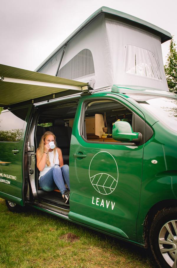 elektrische-camper-bus-huren-LEAVV-Utrecht-Nederland